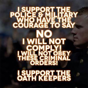 Support OathKeepers
