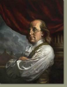 Benjamin Franklin, Michael J. Deas, 2003
